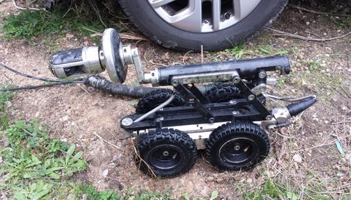 CCTV Drain Survey Equipment